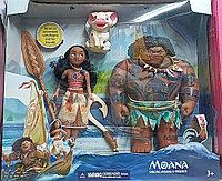 "Игровой набор Hasbro ""Куклы Моана и Мауи"""