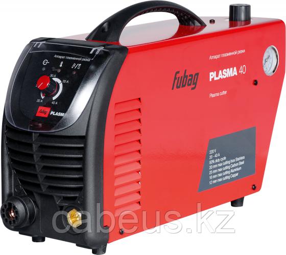 Аппарат плазменной резки FUBAG PLASMA 40 [31460.1]