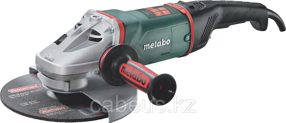 Углошлифовальная машина METABO WE 26-230 MVT Quick [606475000]