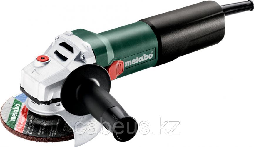Углошлифовальная машина METABO WQ 1100-125 Quick [610035010]