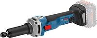 Шлифмашина прямая аккумуляторная BOSCH GGS 18V-23 LC без АКБ и ЗУ [0601229100] Кейс L-Boxx