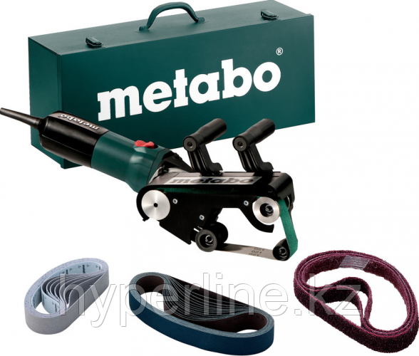 Шлифмашина ленточная сетевая METABO RBE 9-60 Set [602183510]
