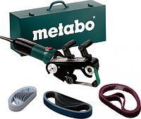 Шлифмашина ленточная сетевая METABO RBE 9-60 Set [602183510], фото 1