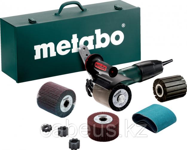 Шлифмашина щеточная сетевая METABO SE 12-115 SET [602115500]