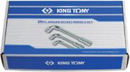 Набор ключей Г-образных KING TONY 1826МR 26 предметов [1826MR]