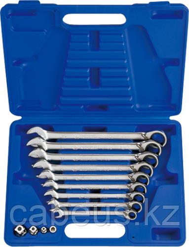 Набор комбинированных ключей с трещоткой KING TONY 13213MR 13 предметов [13213MR]