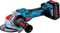 Угловая шлифмашина аккумуляторная BOSCH GWX 18V-15 SC X-LOCK [06019H6501]