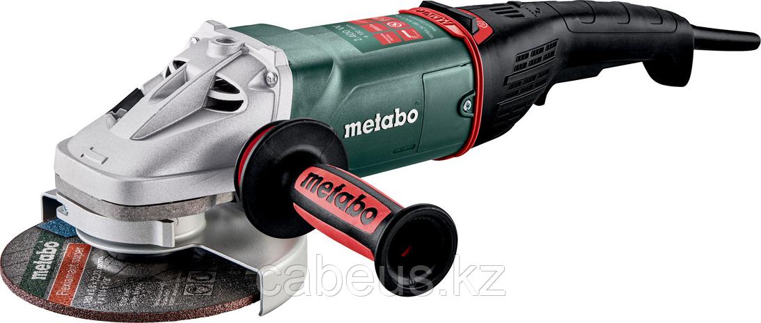 Углошлифовальная машина METABO WEPBA 24-180 MVT Quick [606480000]