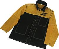 Куртка сварщика кожаная ESAB Proban Welding Jacket размер M [0700010301]