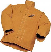 Куртка сварщика кожаная ESAB размер L [0700010002]