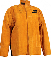 Куртка сварщика кожаная ESAB Welding Jacket размер L [0700010272]