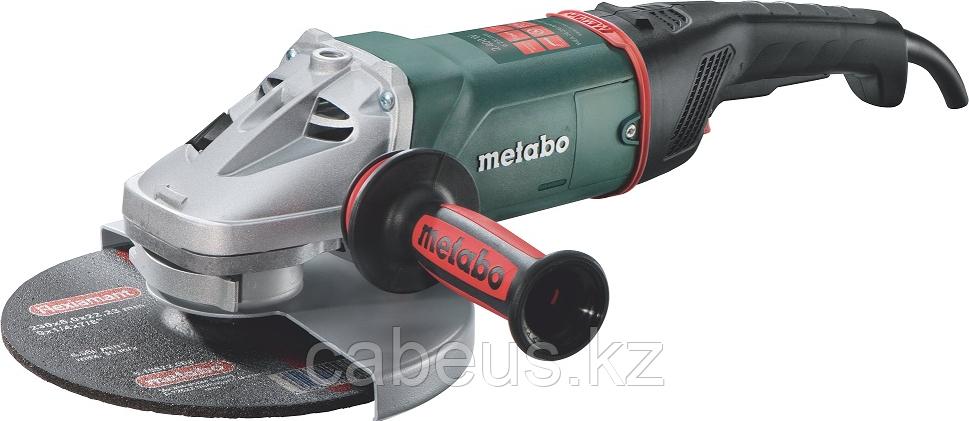Угловая шлифмашина сетевая METABO WEA 24-230 MVT Quick [606472000]