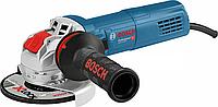 Сетевая угловая шлифовальная машина BOSCH GWX 9-125 S X-LOCK [06017B2000], фото 1