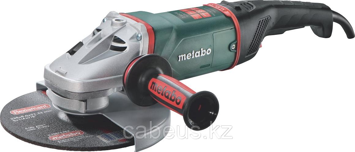 Угловая шлифмашина METABO WEA 26-230 MVT Quick [606476000]