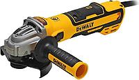 Угловая шлифмашина сетевая DeWALT DWE 4347 с бесщеточным двигателем [DWE4347-QS]