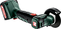 Углошлифмашина METABO PowerMaxx CC 12 BL 2х2,0 А.ч. [600348500]
