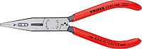 Плоскогубцы для снятия изоляции KNIPEX 1301160 160 мм и опрессовки контактов [KN-1301160]