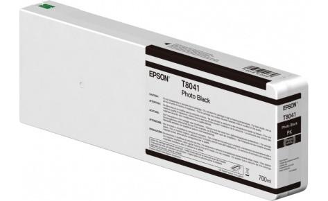Картридж Epson C13T804100 SC-P6000/7000/8000/9000 фото черный