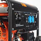 Генератор бензиновый PATRIOT GP 3810LE, фото 7