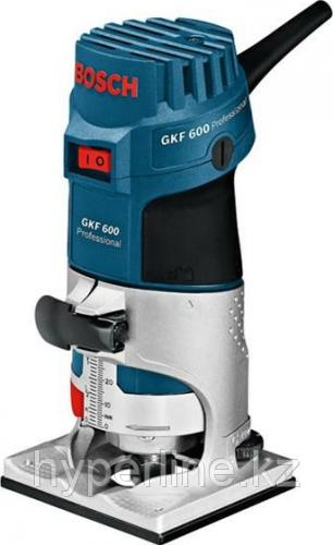 Фрезер сетевой BOSCH GKF 600 [060160А101] Набор принадлежностей Professional