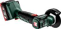 Угловая шлифмашина аккумуляторная METABO PowerMaxx CC 12 BL 2х4,0 А.ч. LiHD [600348800]