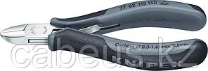 Бокорезы диагональные для электроники антистатичес KNIPEX 7702115ESD 115 мм [KN-7702115ESD]