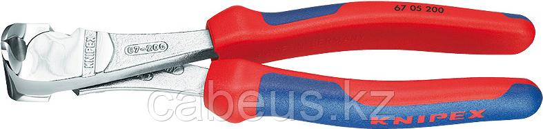 Кусачки силовые торцевые особой мощности KNIPEX 6705200 [KN-6705200]