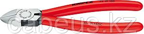 Бокорезы диагональные для пластмассы KNIPEX 7201140 140 мм [KN-7201140]