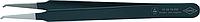 Пинцет KNIPEX 920878ESD для прецизионных работ [KN-920878ESD]
