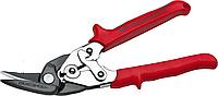 Ножницы по металлу NWS 066L-15-250 'Универсал', прямой и фигурный рез [066L-15-250]
