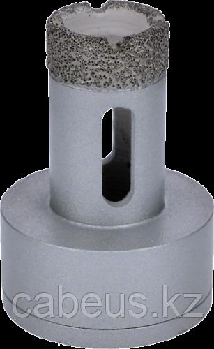 Алмазная коронка X-LOCK BOSCH 22 мм Dry Speed [2608599030]