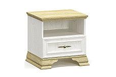 Комплект мебели для спальни Ирис, Дуб Андерсон пайн, MEBEL SERVICE(Украина), фото 3