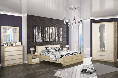 Комплект мебели для спальни Доминика, Шампань, MEBEL SERVICE(Украина), фото 2