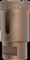 Алмазная коронка для сухого сверления D.BOR KERAMOGRANIT 68 х 62 мм М14 [W-057-121603096800]