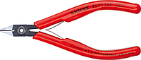 Бокорезы диагональные для электроники KNIPEX 7522125 125 мм [KN-7522125]
