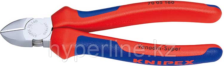 Бокорезы диагональные KNIPEX 7005180 180 мм [KN-7005180]