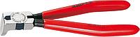 Бокорезы диагональные для пластмассы KNIPEX 7221160 160 мм [KN-7221160]