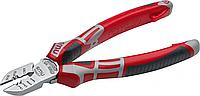 Бокорезы электрика NWS 190 мм покрытие Crom 3 в 1 [135-49-190]