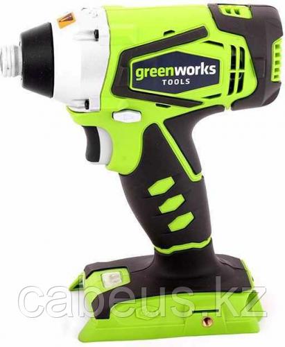 Гайковерт ударный аккумуляторный GREENWORKS G24ID2 (3802207) [3802207]