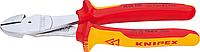 Бокорезы диэлектрические KNIPEX 7406250 1000 V, 250 мм, диагональные, силовые [KN-7406250]