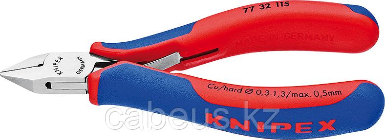 Бокорезы для электроники KNIPEX 7732115 115 мм [KN-7732115]