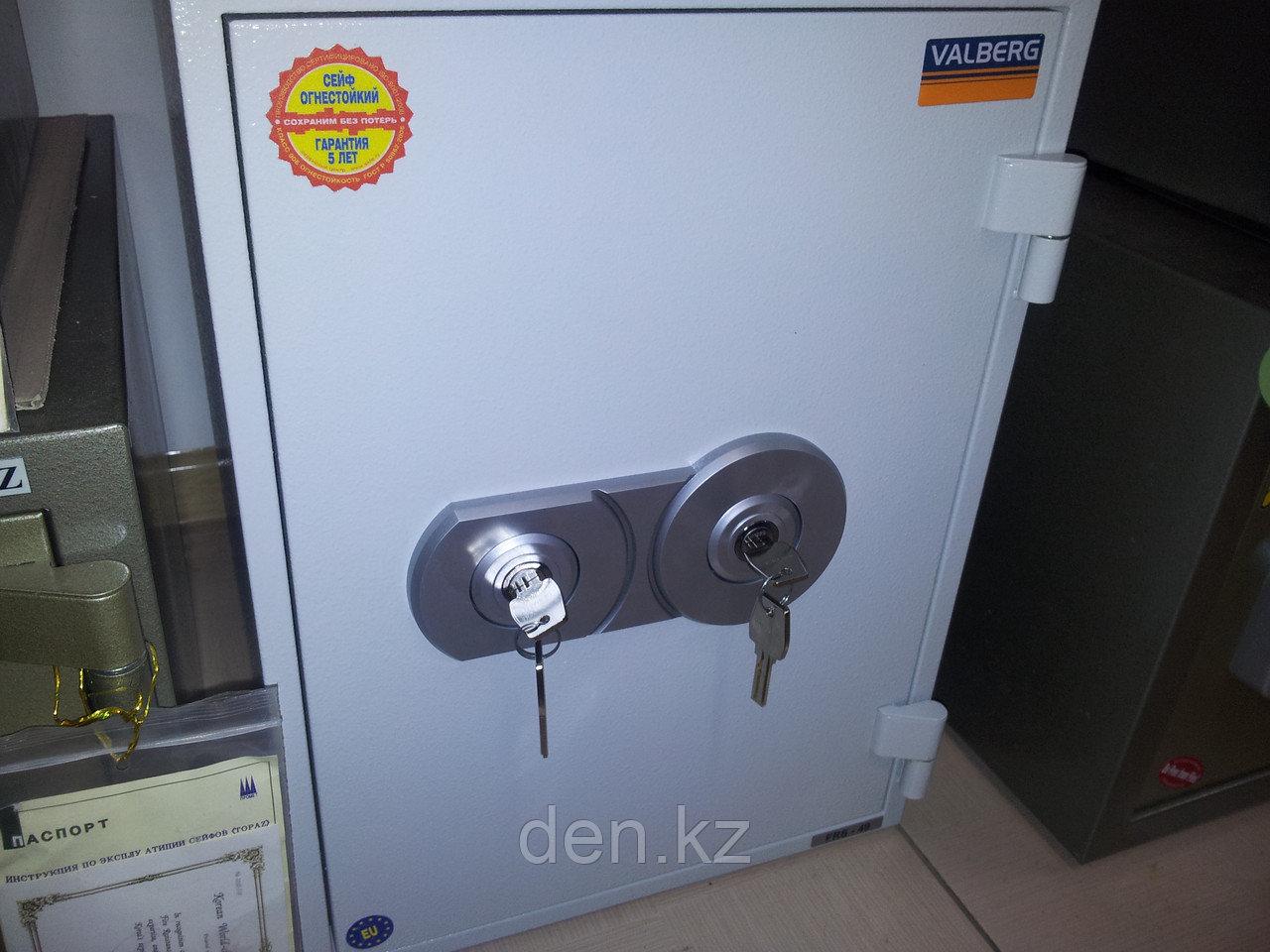 Сейф огнестойкий BSK 610