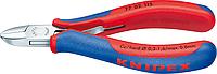 Бокорезы диагональные для электроники KNIPEX 7702130 130 мм [KN-7702130]