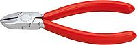 Бокорезы диагональные для электромеханика KNIPEX 7603125 125 мм [KN-7603125]