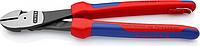 Бокорезы диагональные силовые KNIPEX 7402250T 250 мм со страховочным креплением [KN-7402250T]