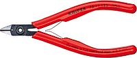 Бокорезы диагональные для электроники KNIPEX 7512125 125 мм [KN-7512125]
