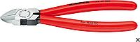 Бокорезы диагональные для пластмассы KNIPEX 7201180 180 мм [KN-7201180]