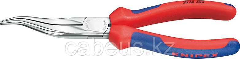 Длинногубцы KNIPEX 3835200 200 мм [KN-3835200]