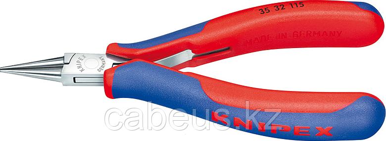 Круглогубцы прецизионные KNIPEX 3532115 115 мм [KN-3532115]