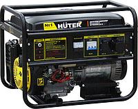 Бензогенератор HUTER DY 9500 LX-3 электростартер [64/1/41]